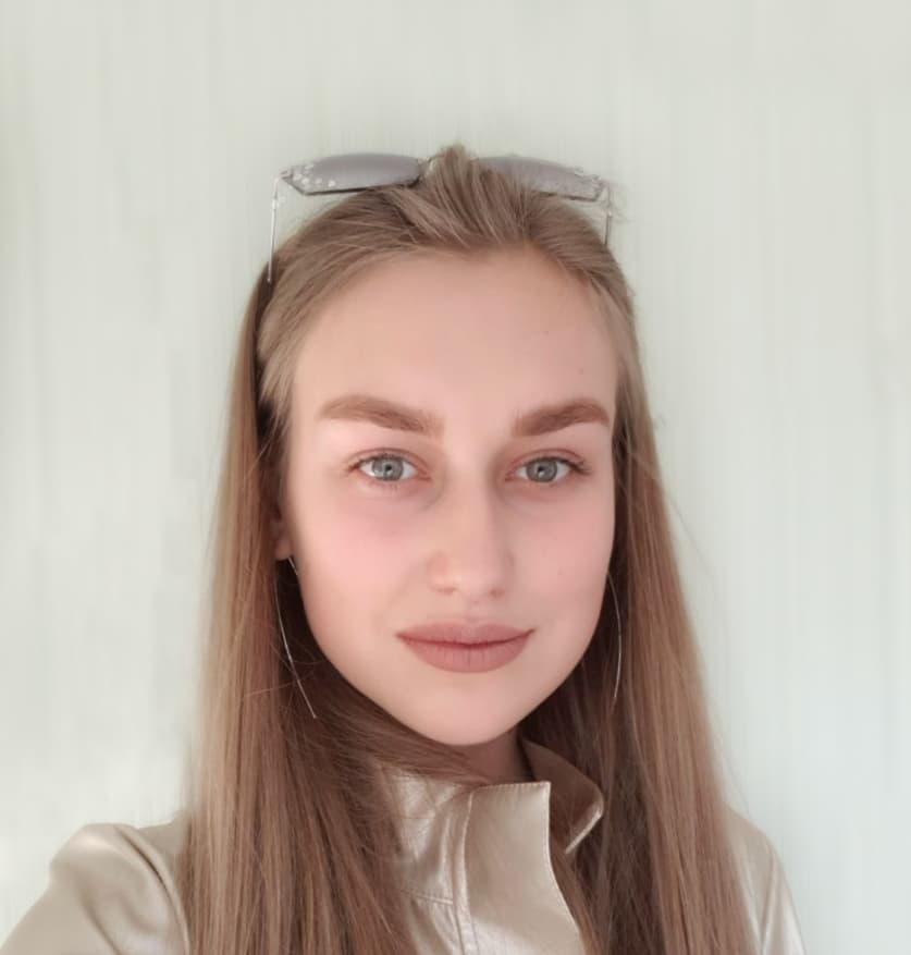 Maria Tarasiuk's photo