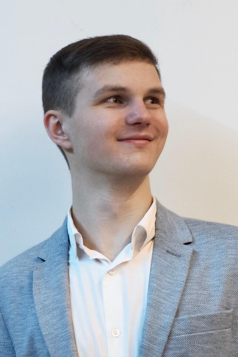 Viktor Yakubiv's photo