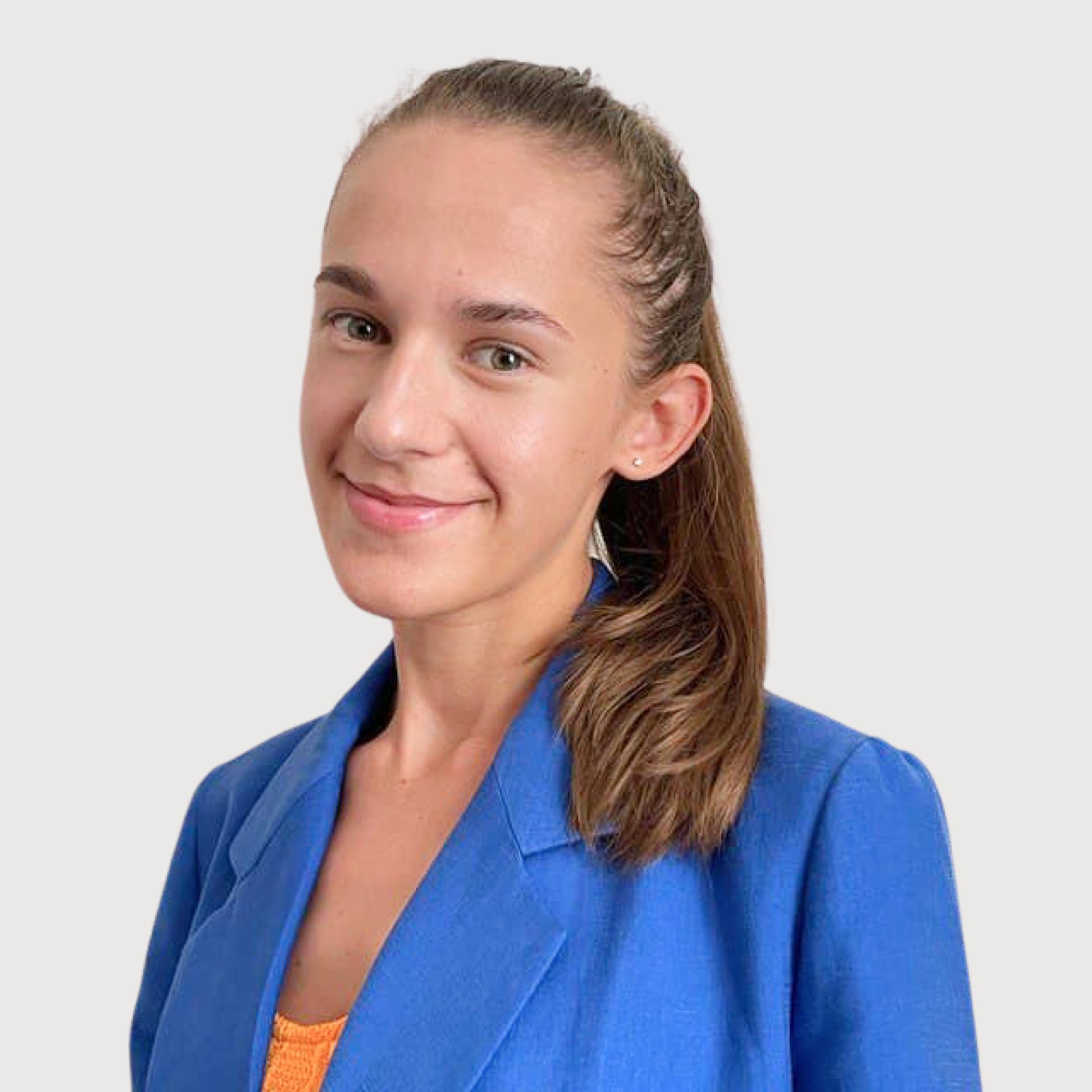 Viktoriia Borsuk's photo